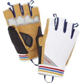 Hestra Bike Guard Short Finger Gloves white